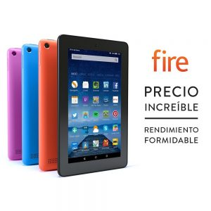 funda tablet niños fire