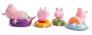Peppa Pig Bañera juego